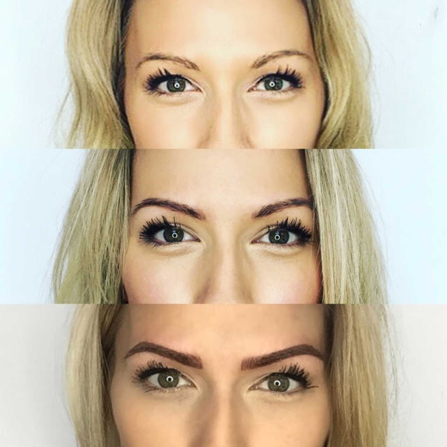 Permanent make-up artist and certified brow specialist in Toronto.
